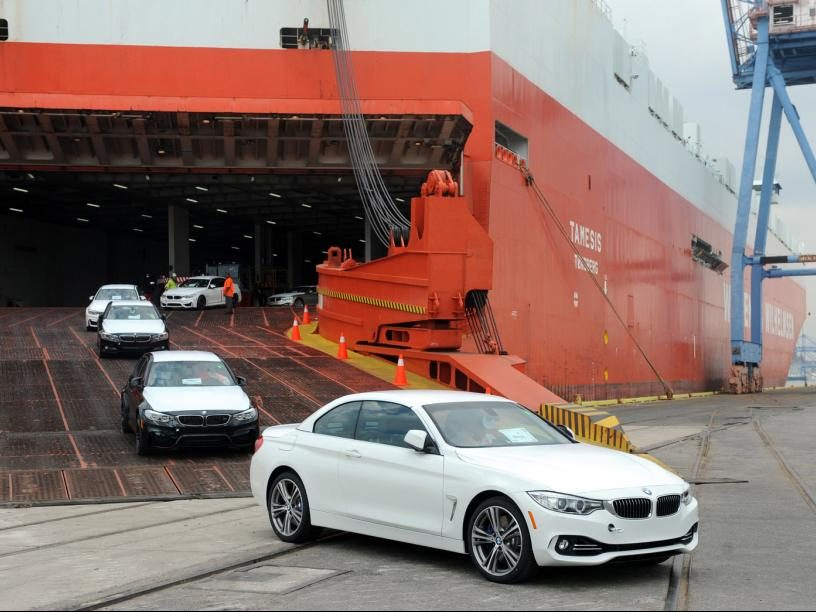 ship-car-import-to-limassol-cyprus-roro-vessel-bmw