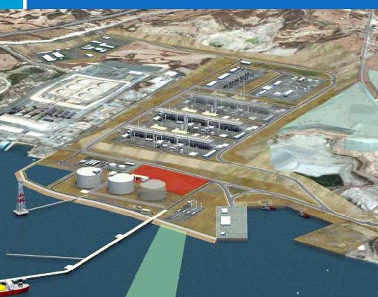 LNG tender Cyprus
