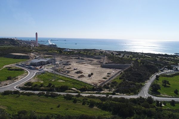 new private electricity power station in Cyprus