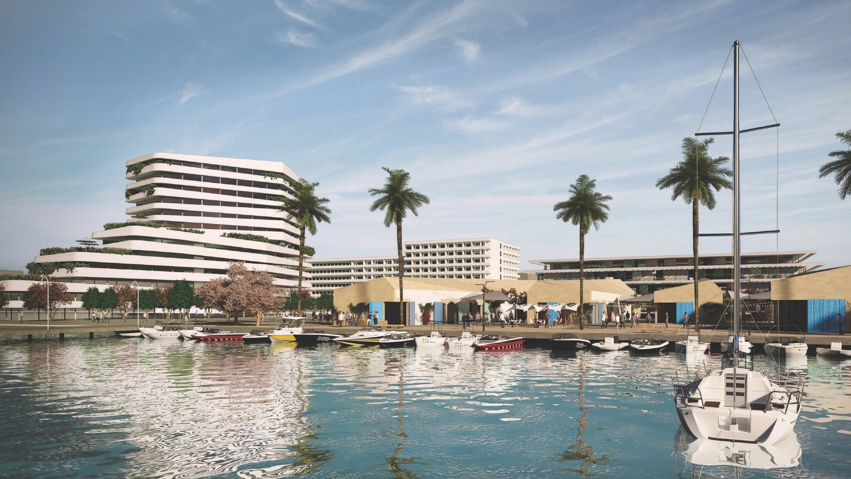 larnaca port marina expansion
